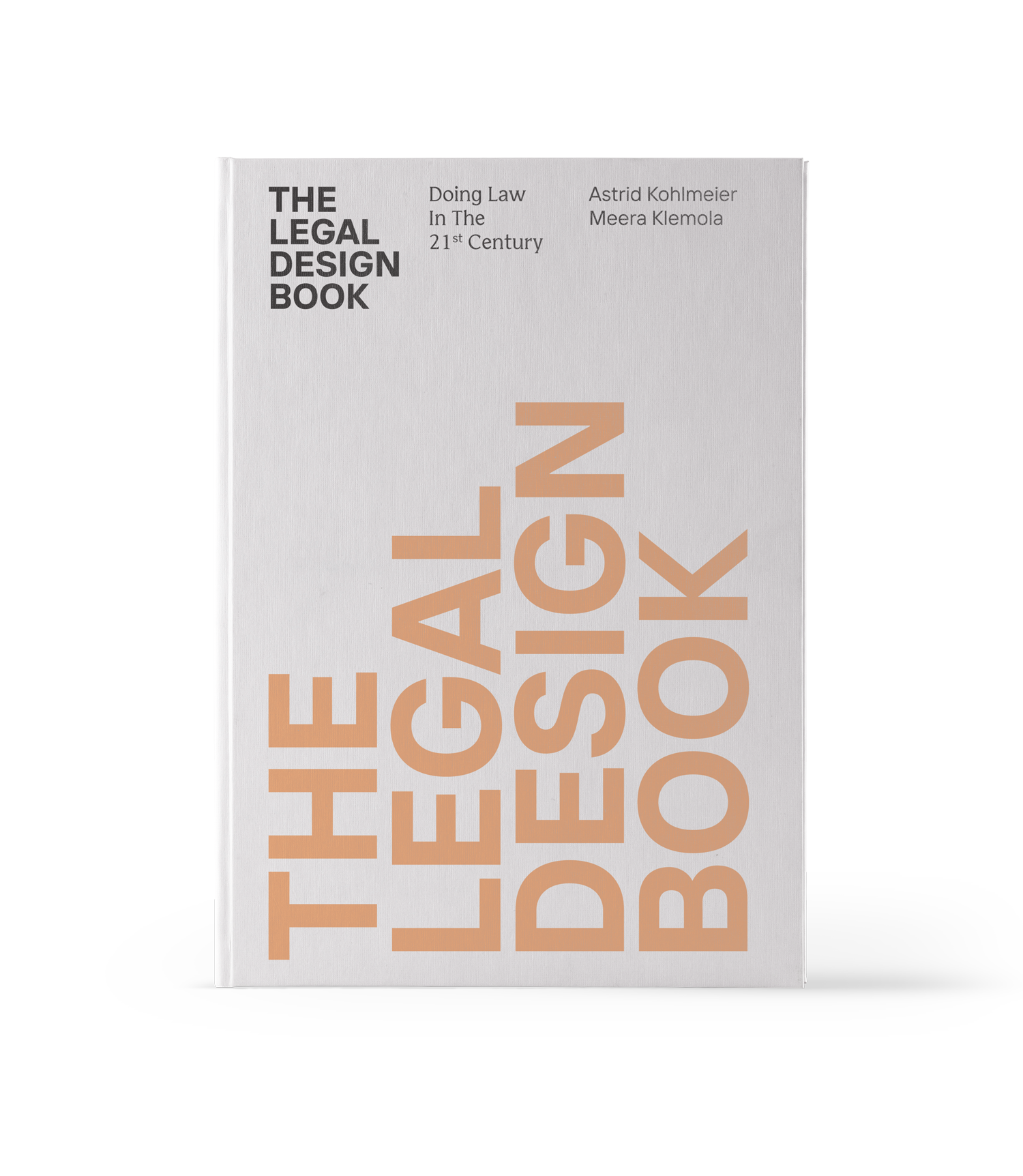 The Legal Design Book cover teaser image
